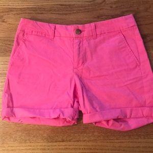 Adorable pink shorts